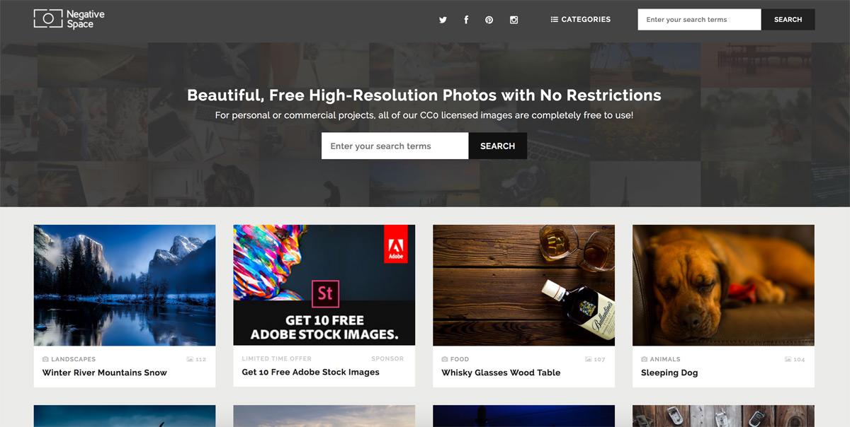 Negative Space kostenlose und lizenzfreie Bilder